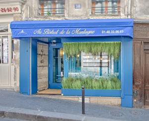 Bistrot La Montagne, restaurant pour groupe à Paris, gastronomie française pour repas de groupe