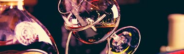 Digestifs Cognac restaurant repas en groupe paris